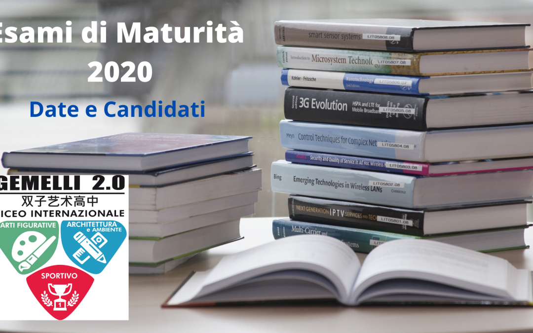 Esami di Maturità 2020 – Date e Candidati