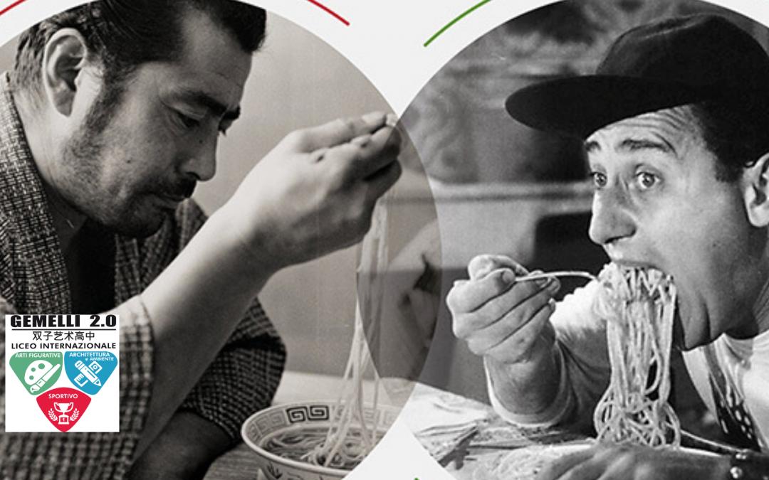 Italia/Giappone, un incontro di culture attraverso il cibo